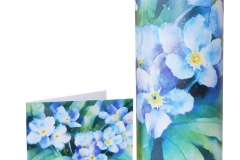 Forget-Me-Not with card & seed pack
