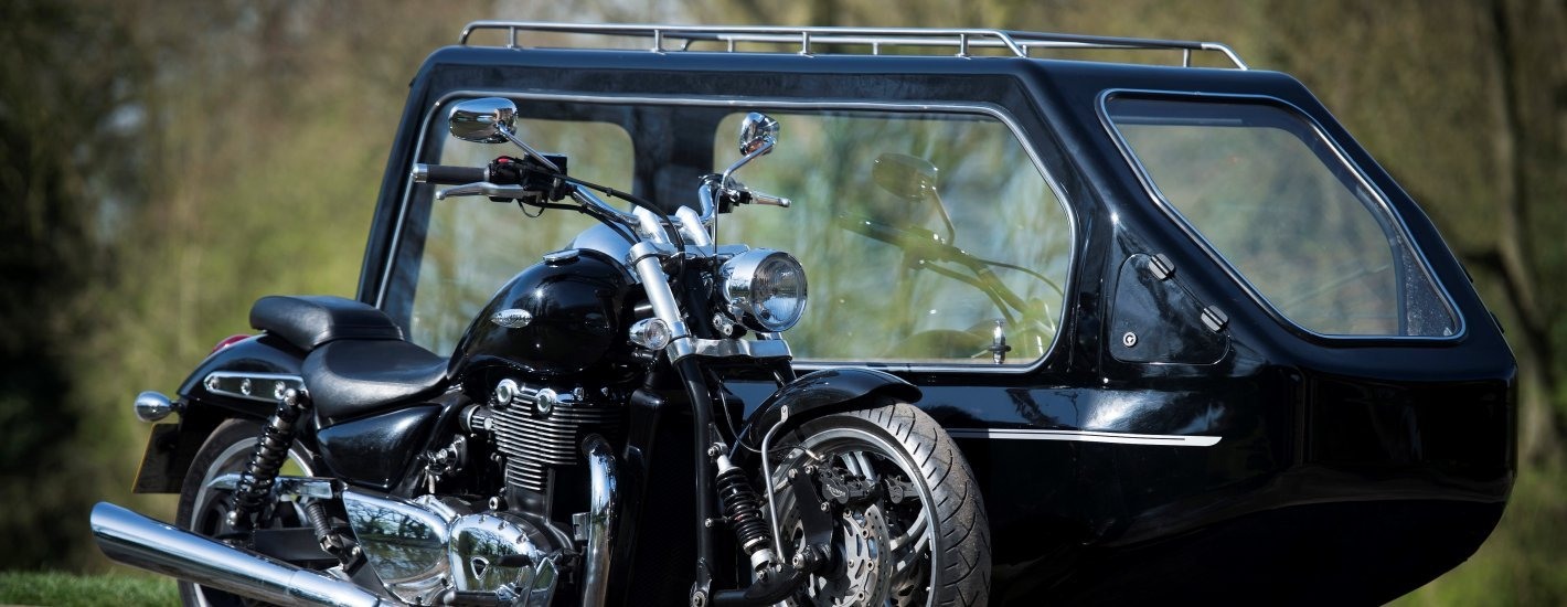 Triumph and Side Car